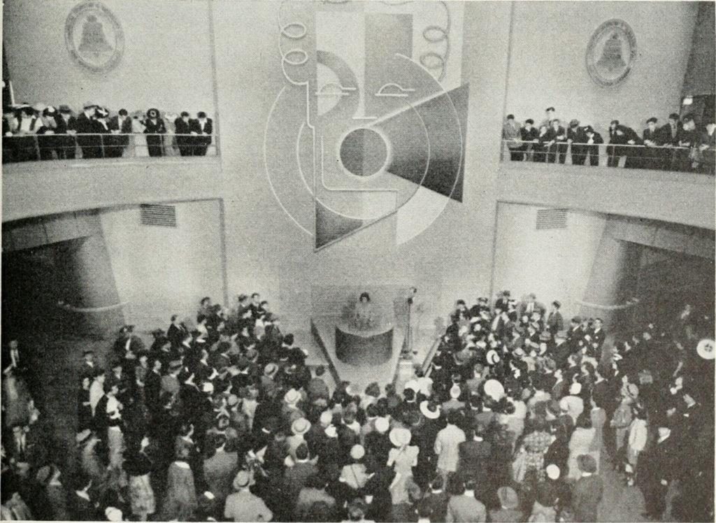 Вокодер VODER 1939