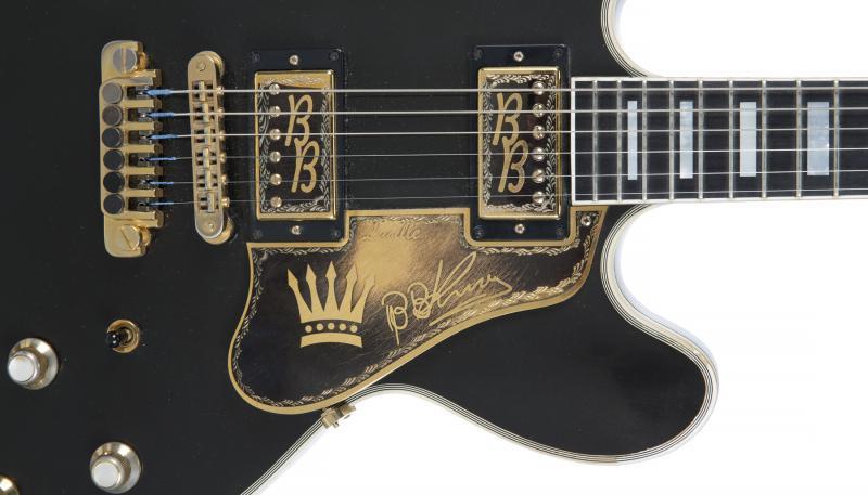 2005 Gibson ES-345 Lucille Би Би Кинга