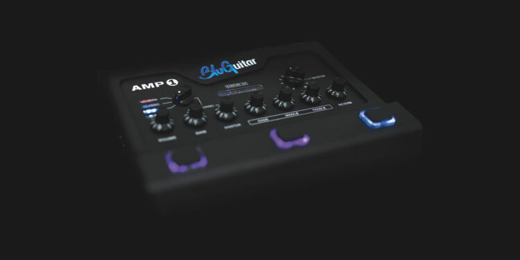 BluGuitar Amp1 Iridium Edition