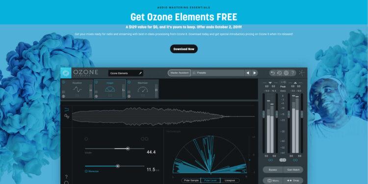 скачать бесплатно Ozone 8