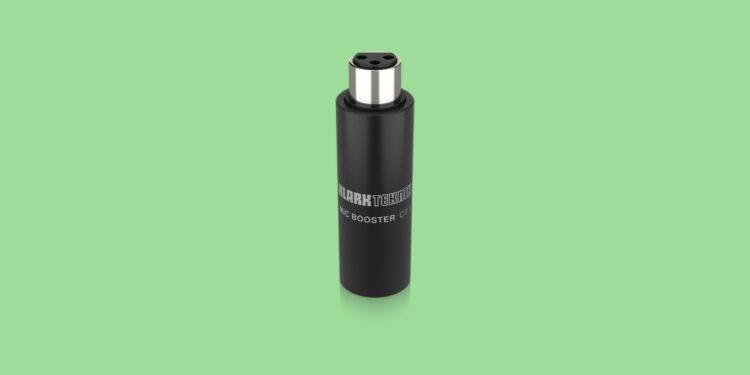 предусилитель klark teknik mic booster ct 1