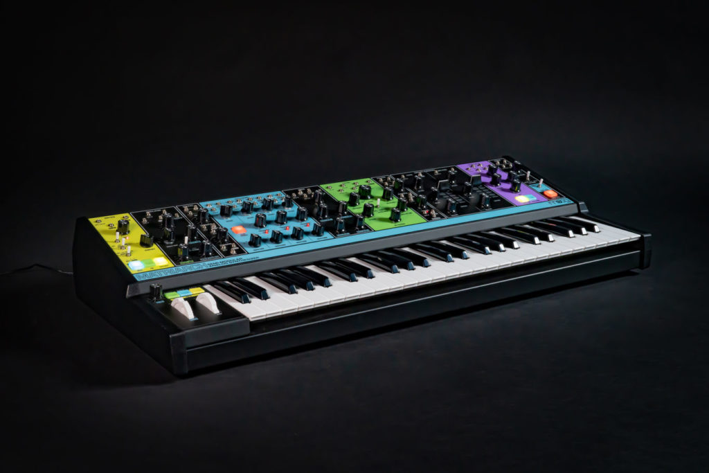 Moog Matriarch синтезатор