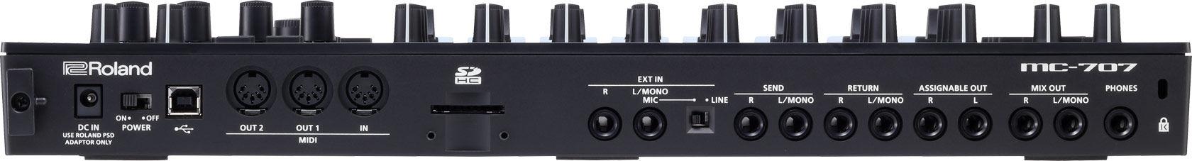 Грувбокс Roland MC-707