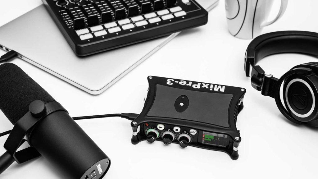 Sound Devices MixPre-3II цифровой рекордер