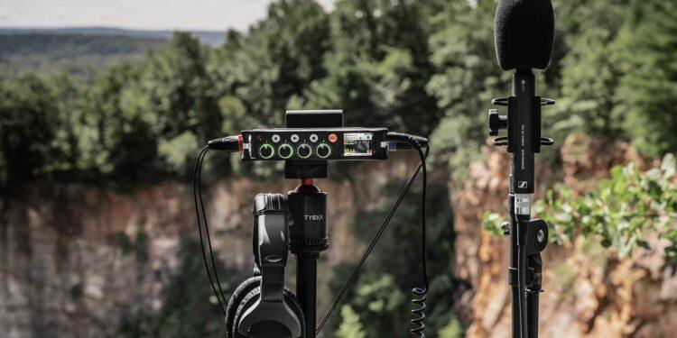 Sound Devices MixPre-10II MixPre-6II MixPre-3II цифровой рекордер