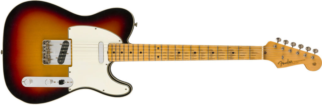 Fender Custom Shop Eric Clapton Blind Faith Telecaster