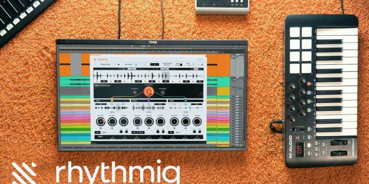 Accusonus Rhythmiq: генератор битов сфункцией машинного обучения