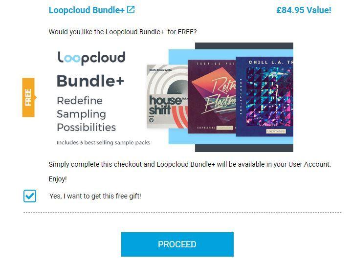 сэмплы loopcloud