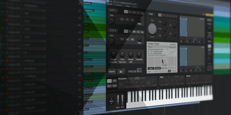 E-Instruments eBass