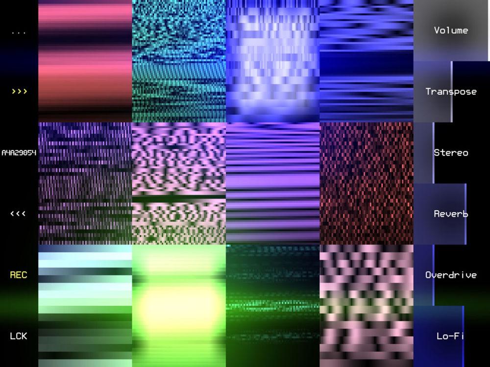 Fractal Bits— барабанный синтезатор, генерирующий четыре миллиарда звуков