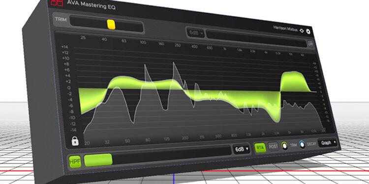 harrison consoles ava mastering eq скачать бесплатно
