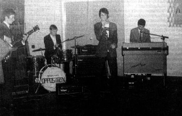 John Deacon The Opposition