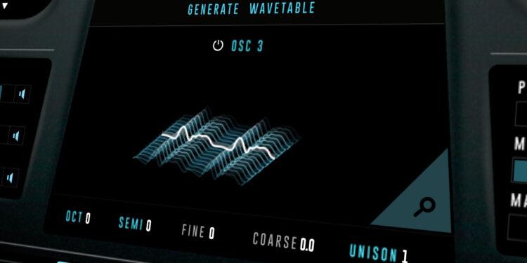 Синтезатор SoundSpot UNION