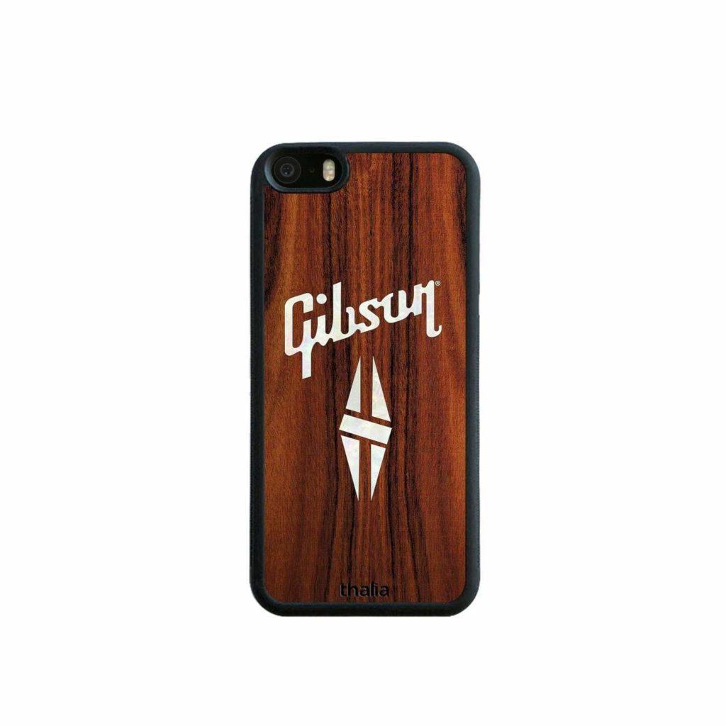 Чехол Gibson iPhone 5