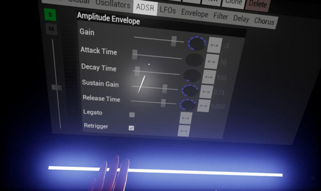 VR-игра Tranzient