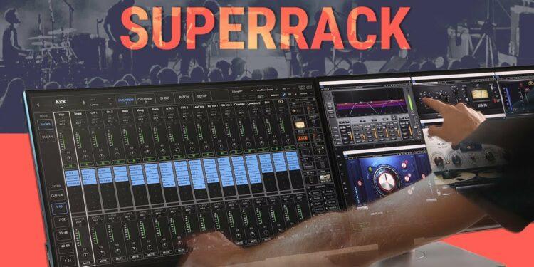 Waves SuperRack