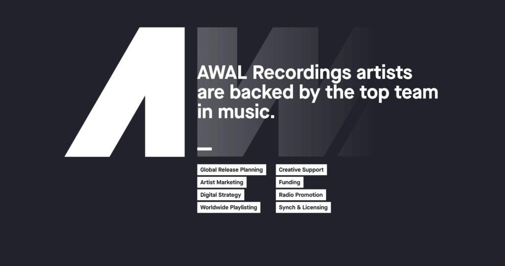 AWAL отзывы, сервисы цифровой дистрибуции музыки