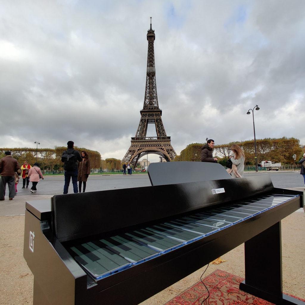 пианино из oneplus