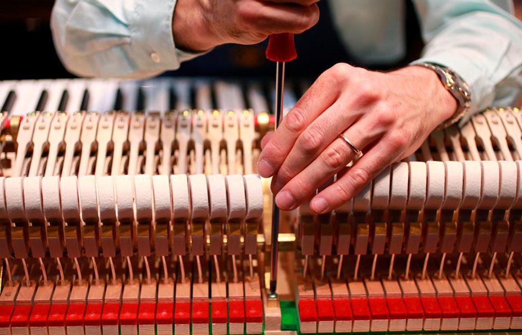 настройка пианино 432 440гц