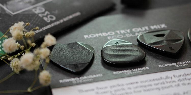 Медиаторы Rombo Eco-Black
