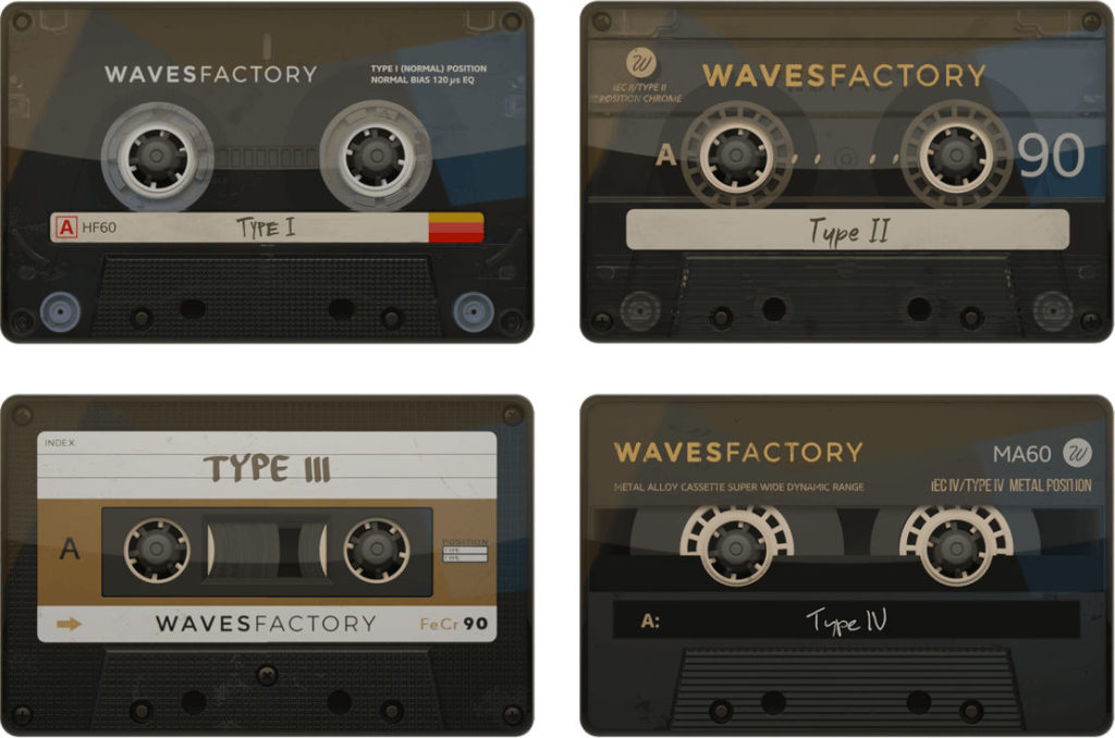 Wavesfactory Cassette