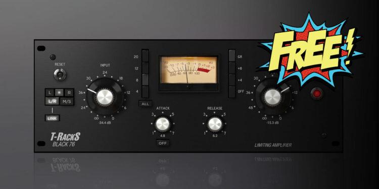 IKMultimedia Black76 Limiting Amplifier скачать бесплатно