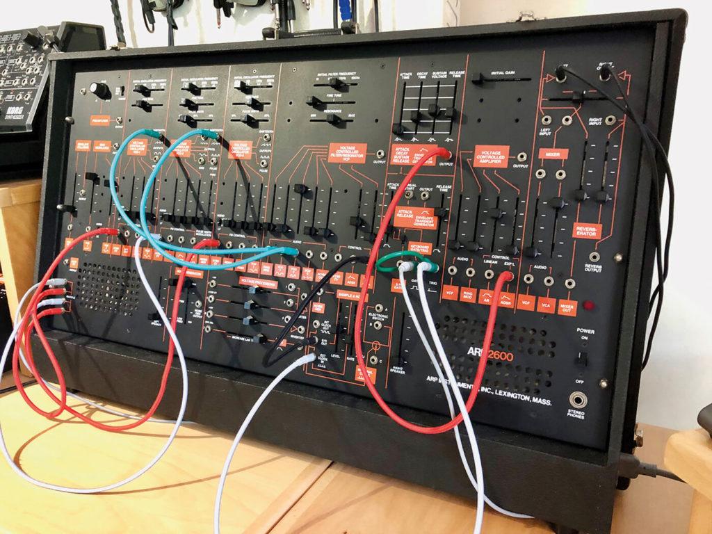 ARP 2600 синтезатор