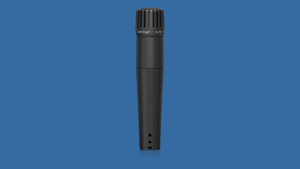 Behringer SL 75C динамический микрофон
