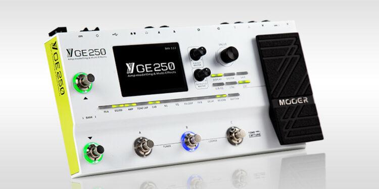 Гитарный процессор Mooer GE250