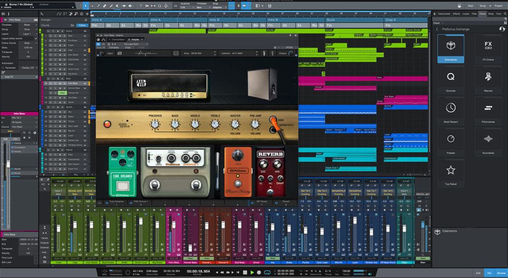 PreSonus Studio One 4.6