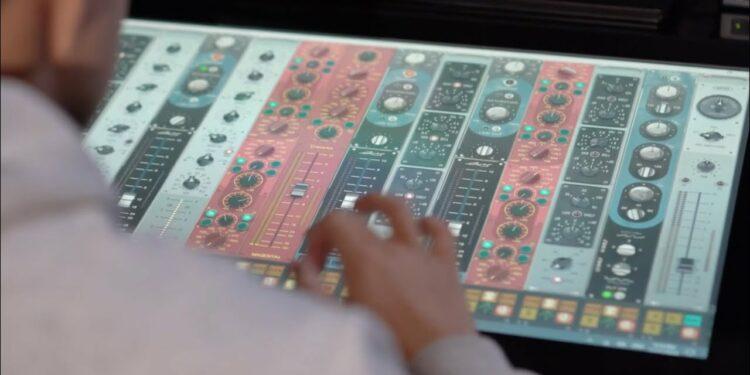 Quantica Audio Modula— виртуальный сенсорный рэк для сведения музыки смаксимально близким каналоговым консолям пользовательским опытом