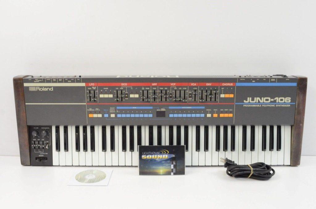 Синтезатор Roland Juno-106