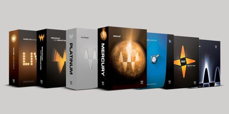 В честь Кибер-понедельника наборы плагинов Waves можно купить за$50в течение суток. Распродажа распространяется на все наборы компании.