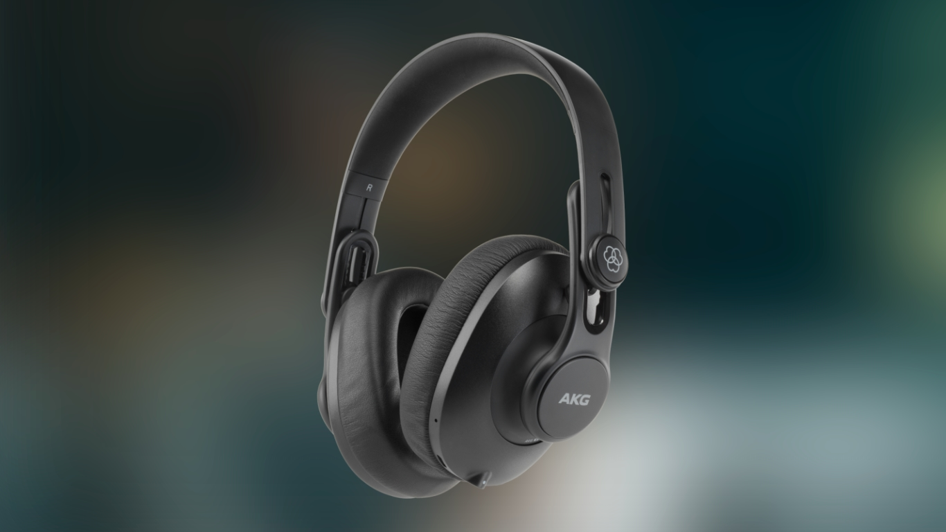 Bluetooth-наушники AKG K361-BT