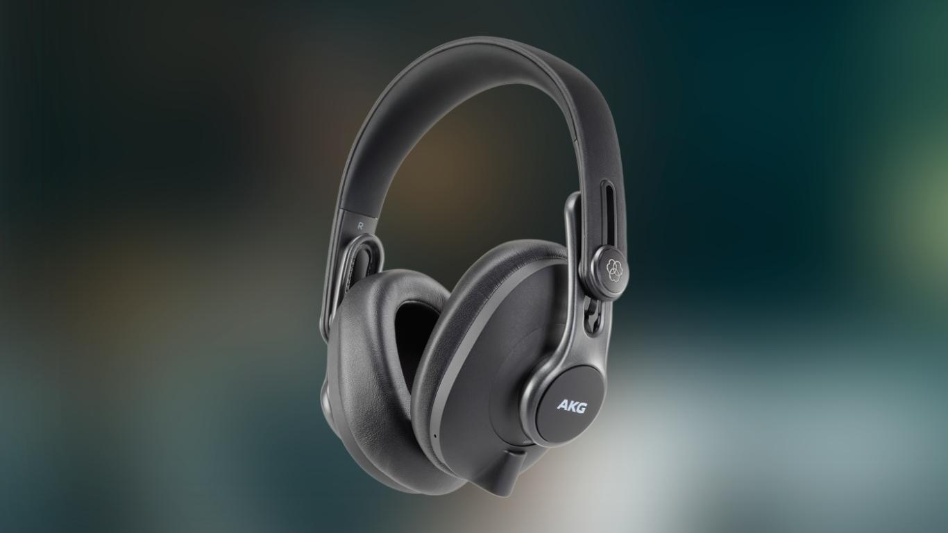 Bluetooth-наушники AKG K371-BT