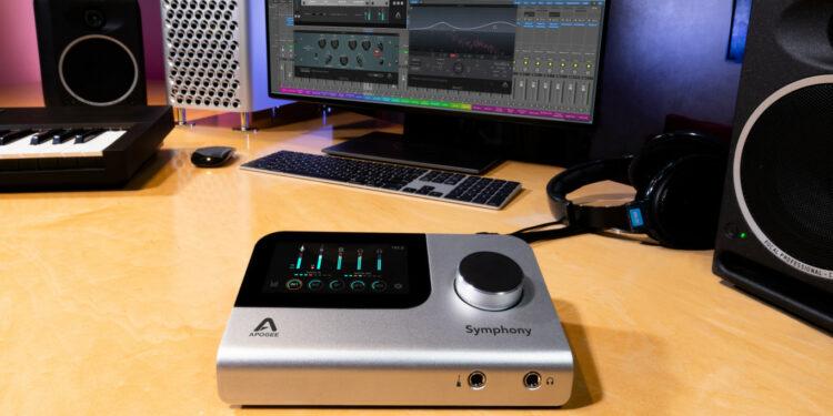 Аудиоинтерфейс Apogee Symphony Desktop