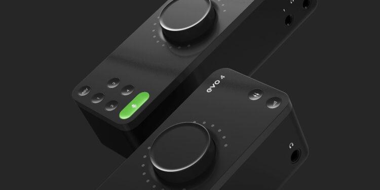Звуковые картыAudient EVO, Audient EVO 4, Audient EVO 8