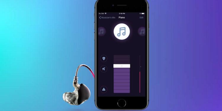 Платформа Audiofusion превращает смартфон в систему ушного мониторинга