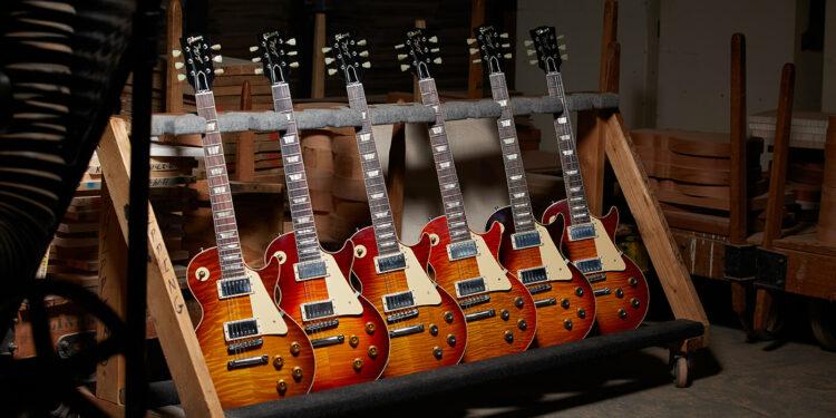 Электрогитары Gibson 2020 года