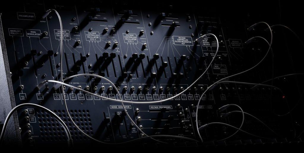 Полумодульный синтезатор Korg ARP 2600 FS