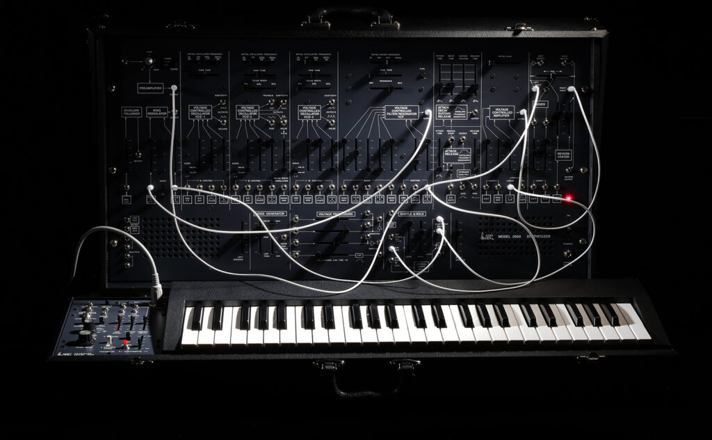 Синтезатор Korg ARP 2600 FS