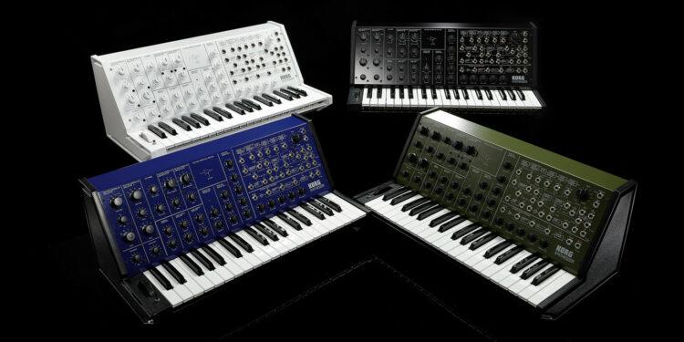 Синтезатор Korg MS-20 FS