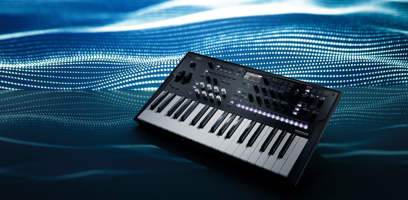 Синтезатор Korg Wavestate