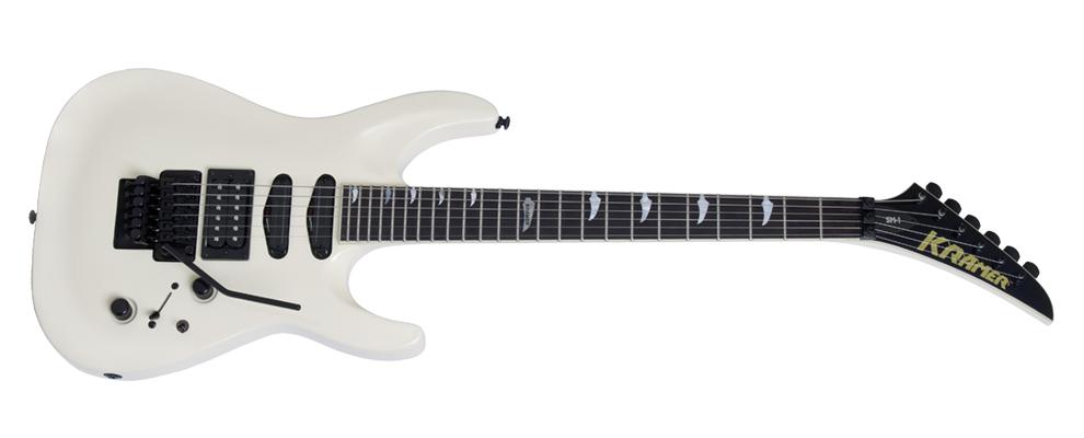 Kramer SM-1 White 2020