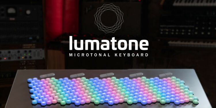 Lumatone Microtonal Keyboard