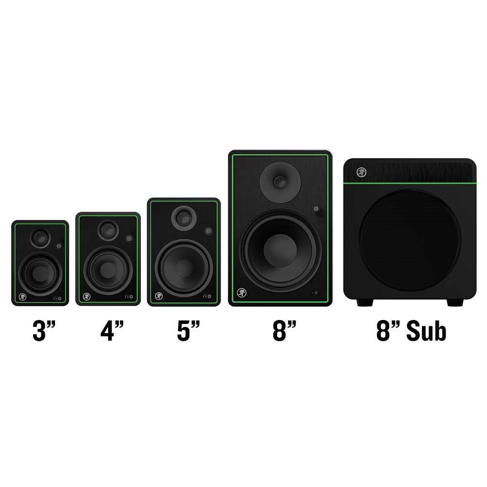 Студийные мониторы Mackie CR-X Series