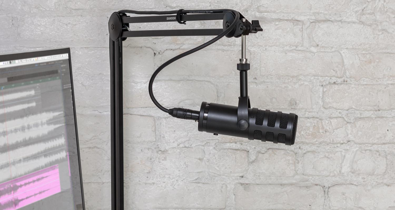USB-микрофон Samson Q9U