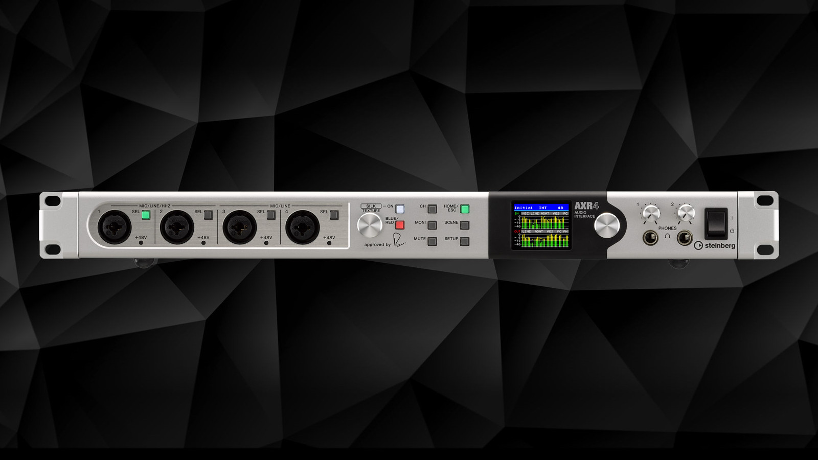 Аудиоинтерфейс Steinberg AXR4U USB31 Audio Interface