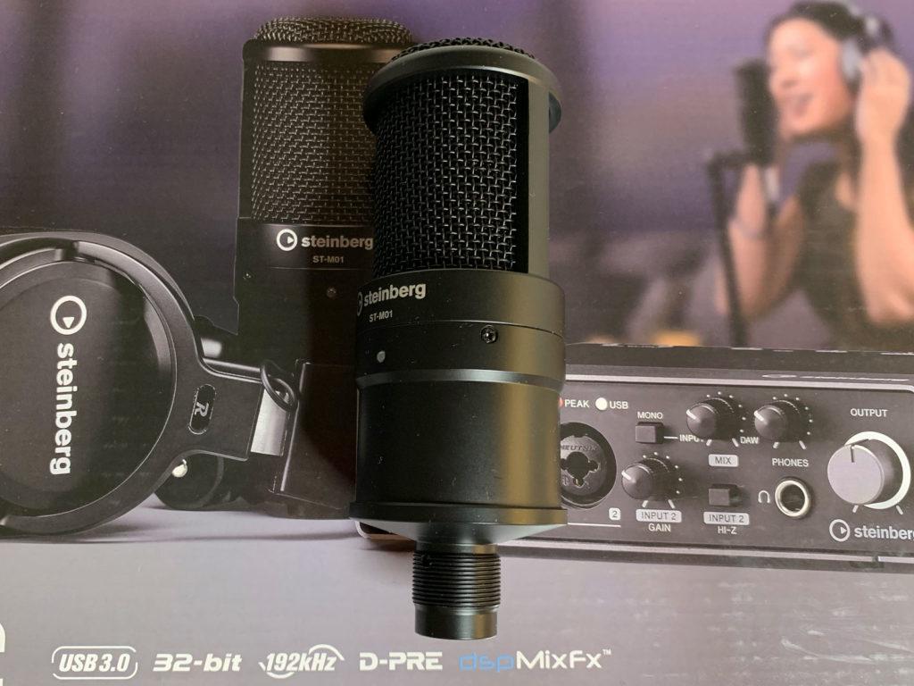 Микрофон Steinberg ST-M01