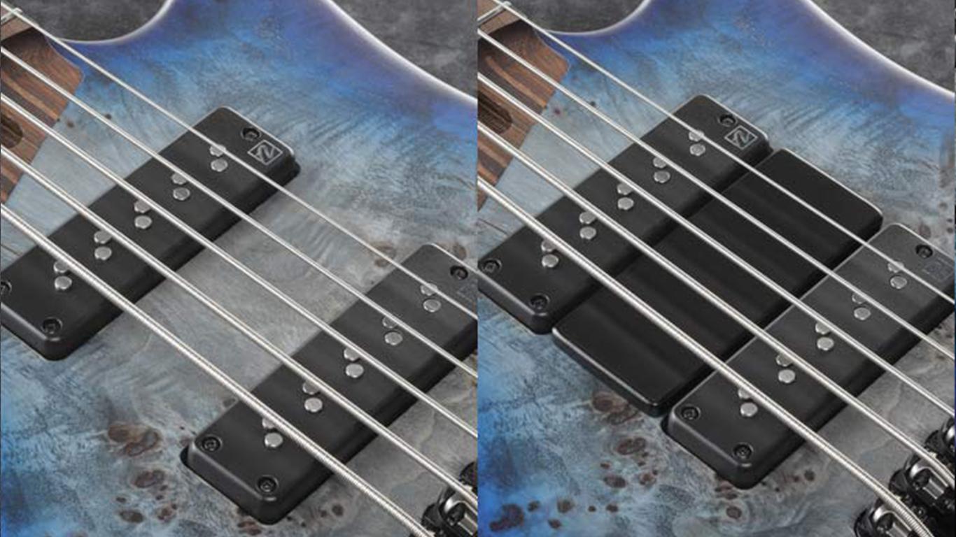 Бас-гитары Ibanez EHB